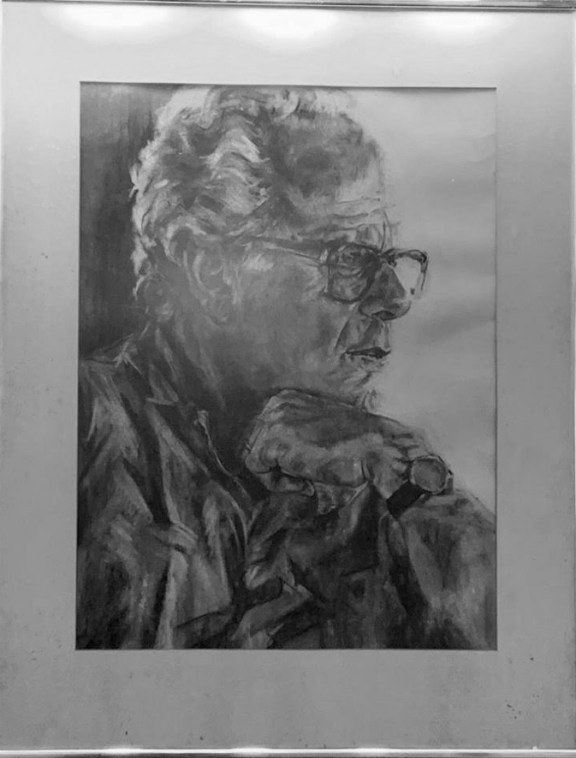 Andrew Sardanis Portrait