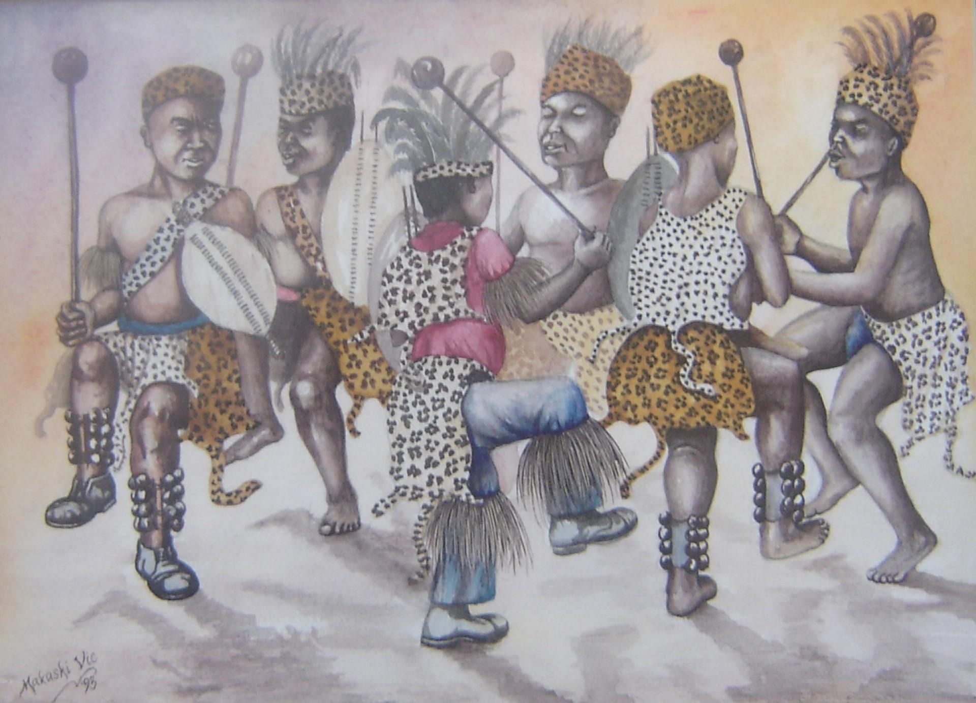Dancing Men
