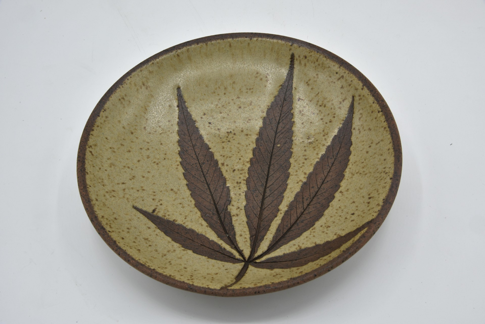 Wooden Leaf Plate