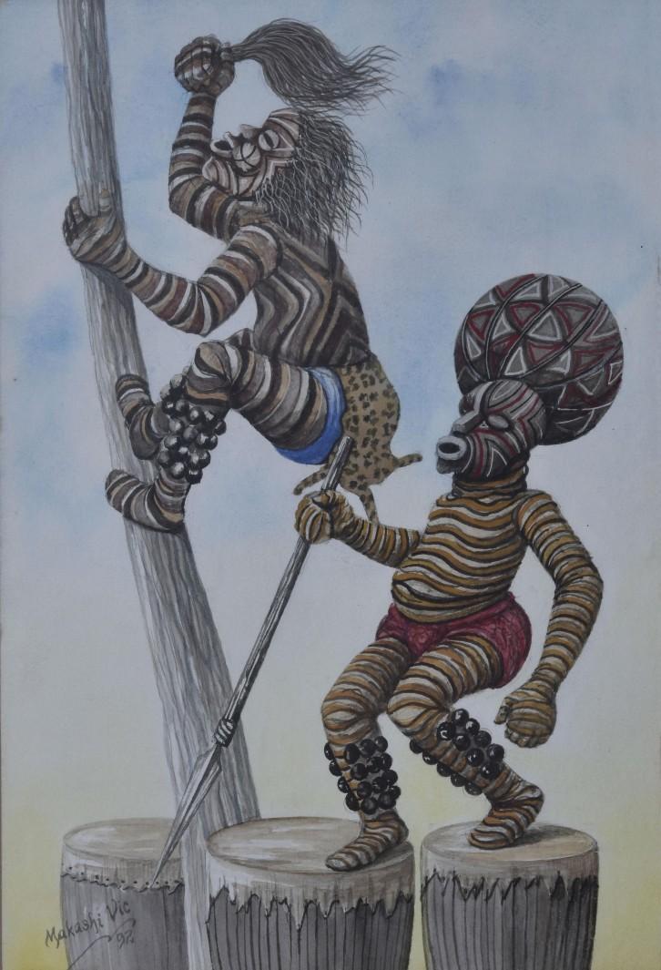 Nyabu Dancers