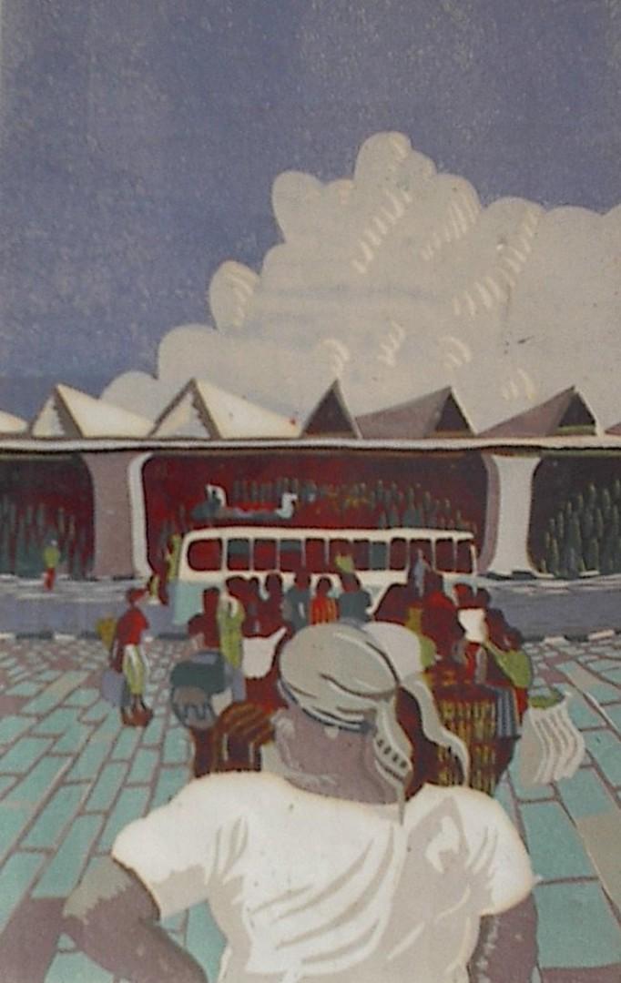 Intercity Bus Terminal